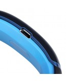 Bratara fitness AOLUGUYA S13 cu bluetooth - albastra