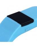 Bratara fitness AOLUGUYA S15 cu bluetooth - albastra