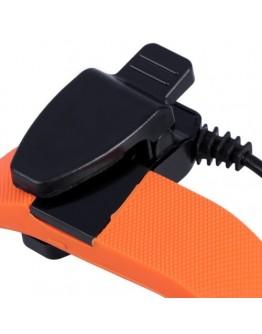Bratara fitness AOLUGUYA S15 cu bluetooth - portocalie