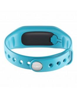Bratara fitness Smart Cubot V1, albastra