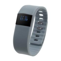 Bratara fitness Smart M05 cu bluetooth, gri
