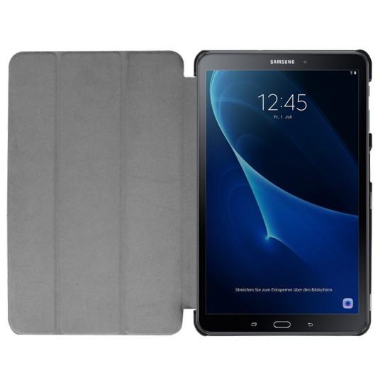 Husa protectie pentru Samsung Galaxy Tab A 10.1 T580/T585 (2016), rosie