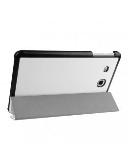 "Husa protectie slim pentru Samsung Galaxy Tab E 9.6""- alba"