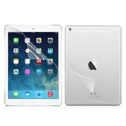 Pachet 2 folii pentru protectia ecranului si al spatelui pentru iPad Air 1