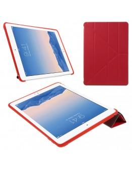Husa protectie cu spate din gel TPU CS pentru iPad Air 2, rosie