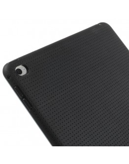 Carcasa protectie spate tip mesh pentru IPAD AIR 2 - neagra