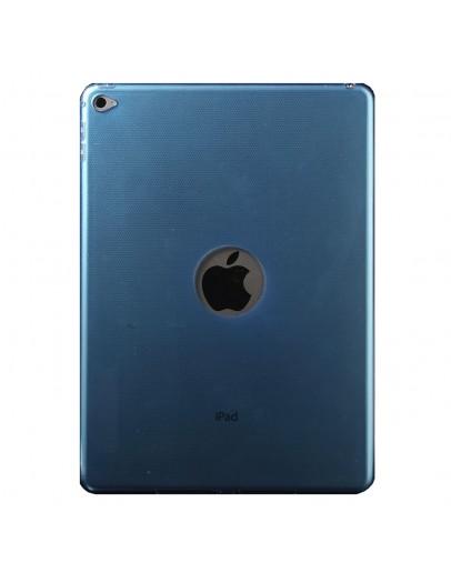 Carcasa protectie spate 0.6 mm pentru IPAD AIR 2 - albastra