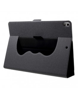 Husa de protectie cu rotire 360 de grade pentru iPad Pro 10.5 inch (2017), neagra