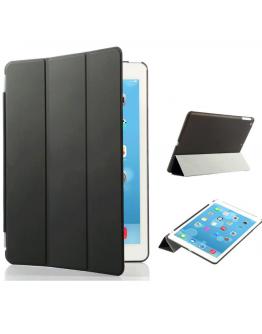 Pachet Smart Cover magnetic + Carcasa protectie spate pentru IPAD 2/3/4  - negru