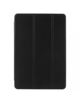 Husa de protectie cu carcasa spate din silicon pentru iPad 9.7 (2017), neagra