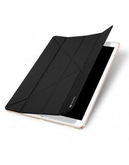 Husa cu spate din gel TPU pentru iPad Pro 12.9 inch (2nd generation), neagra