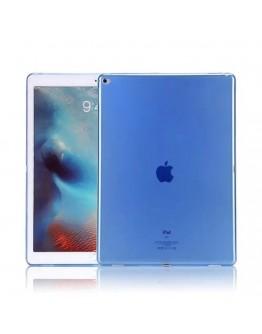 Carcasa protectie spate subtire din gel TPU pentru iPad Pro 12.9 (2015), albastra