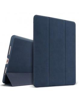 "Husa protectie slim ""Smart Cover"" BGR pentru iPad Pro 9.7 inch,albastru inchis"