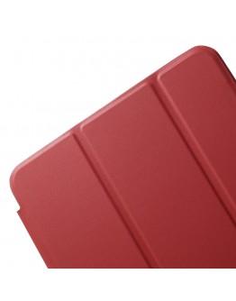 "Husa protectie ""Smart Cover""  pentru iPad Mini 4 - rosie"