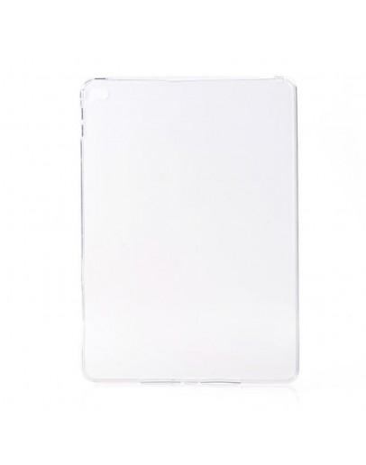 Carcasa protectie spate din gel TPU pentru iPad Mini 4 - transparenta