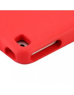Carcasa protectie spate din spuma EVA pentru iPad 9.7 (2017/2018), rosie